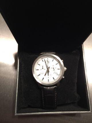 Bmw Herren Armbanduhr Chrono Schwarz Bild