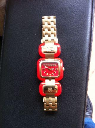 Damen Uhr Von Diesel Bild