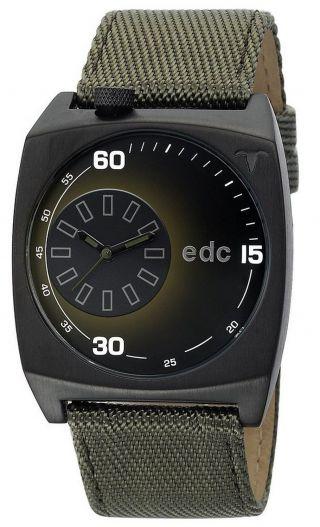 (armbanduhr) Edc By Esprit Moderne Uhr (neu/ovp) Uvp 99€ Bild