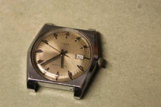 Timex 60er Läuft Nicht Muß Nachgesehen Werden. Bild
