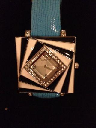 Damen Geneva Uhr Bild