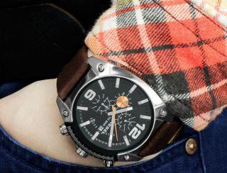 Diesel Herren - Chronograph Overflow Dz4204 Armbanduhr Markenuhr Watch Bild