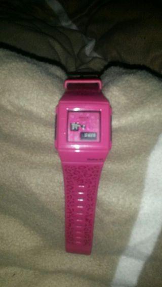 Casio Baby G Damenuhr Pink Bild