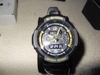 Casio G - Shock Gw3500b - 1aer Armbanduhr Für Herren Bild