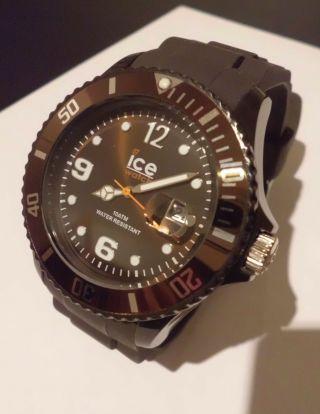 Ice Watch Braun Ungetragen Originalverpackt Bild