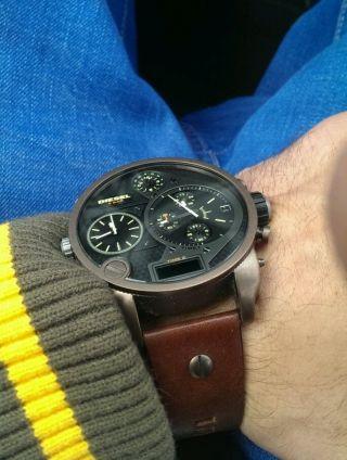 Diesel Mr.  Daddy Armbanduhr Für Herren (dz7261) Bild