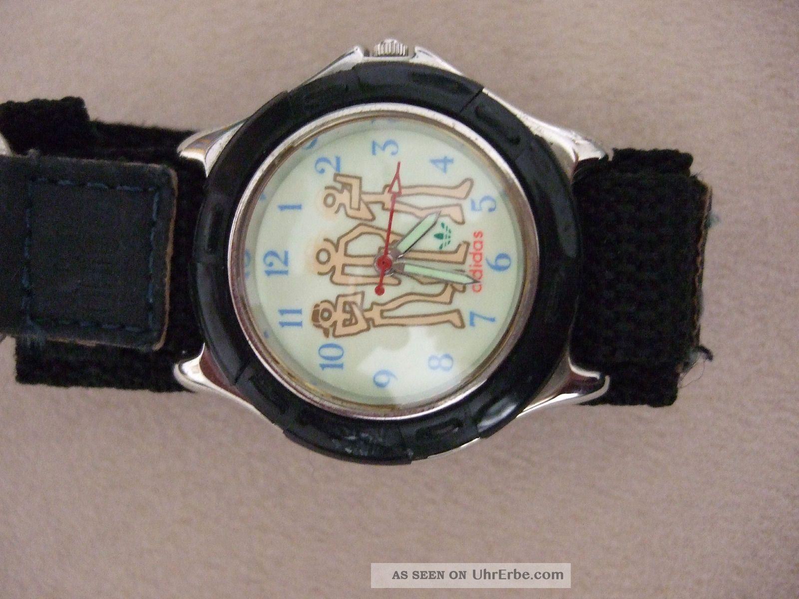 Adidas Kinderuhr Armbanduhren Bild