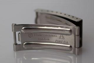 Omega 1155/146 Faltschliesse / Clasp 117st1155146 Bild