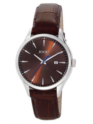 Joop Herren - Armbanduhr Xl Composure Analog Quarz Leder Jp100701f01 Uvp199€ Bild