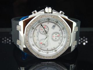 Herren Joe Rodeo Panama,  2 Reihe Lünette,  236 Diamant Uhr Jojino Jojo 2.  15ct,  Jpam1 Bild