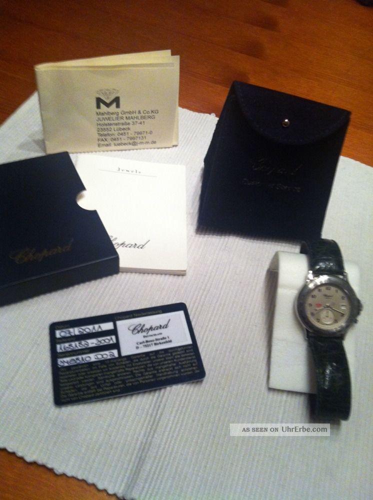 Chopard Herrenuhr Armbanduhren Bild