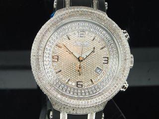 Herren,  Joe Rodeo,  Master Schweizer Uhrwerk,  Diamant - Uhr,  Jojo 6.  50ct/jjm68 Bild