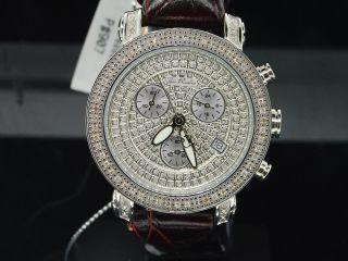 Damen Joe Rodeo Jojo Eiszeit Klassischen Look Leidenschaft 0,  60k - Diamant - Uhrjpa2 Bild