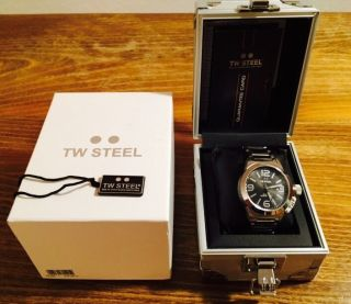 Tw Steel Armbanduhr Tw 300 - Canteen Style Bild
