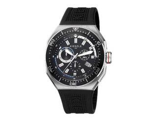 Kienzle Chronograph Spirit Aquarius Herren - Armbanduhr Analog Silikon Bild