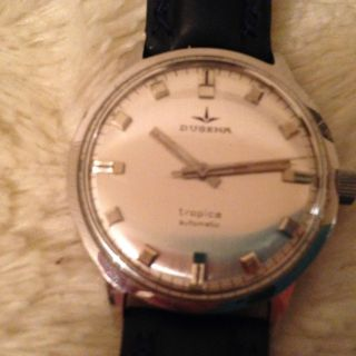 Herren - Armband - Uhr,  Dugena,  Automatik,  Nr.  68987 Bild
