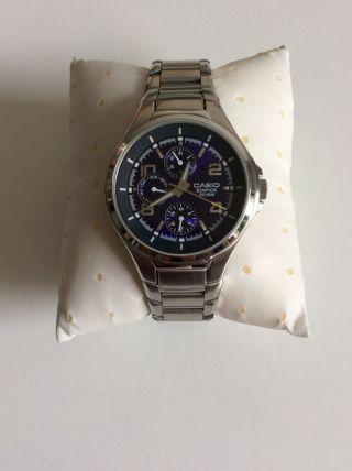 Casio Edifice Ef - 316d - 1avef Armbanduhr Bild