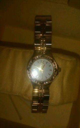 Invicta Armbanduhr Automatische Damenuhr,  Uhr 2 Farbig,  Edelstahl Bild