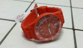 S Oliver So - 2303 - Pq Armbanduhr Für Unisex Bild
