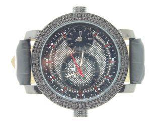 Herrenuhr Ice Mania Jojo Icetime Jojino Joe Rodeo 12 Diamant Armbanduhr 2 Zeitz. Bild