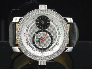 Herren Ice Mania - Jojo Icetime Joe Rodeo 12 Diamant Uhr 2 Zeitzonen Im2001 Bild