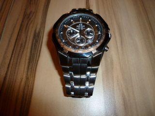 Casio Herrenuhr,  Armbanduhr,  Uhr,  Chronograph,  Stylische Uhr Bild