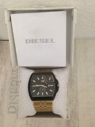 Diesel Dz1408 Herrenuhr Armbanduhr Herrenarmbanduhr RaritÄt Bild