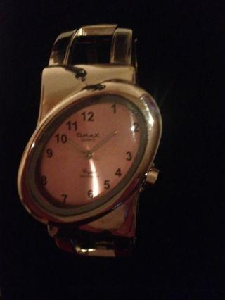 Damen Omax Uhr Bild