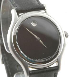 Movado Museum Armbanduhr Für Herren Bild