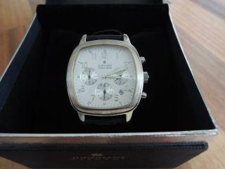 Junghans 41 4868 Armbanduhr Chronograph Datums - U.  Tageszeitanzeige Bild