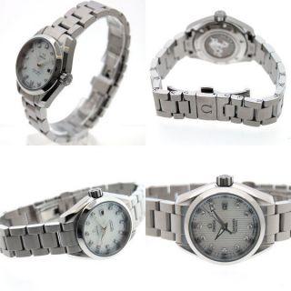 Diamant Uhr Damen Omega 231.  10.  30.  61.  55.  001 Seamaster Aqua Terra Bild