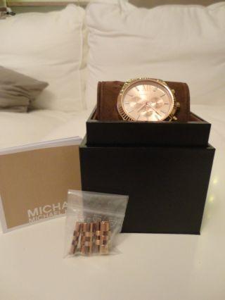 Michael Kors Chronograph Mk8281 Bild