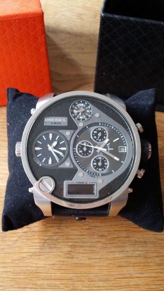 Diesel Herrenchronograph Dz7125 Bild