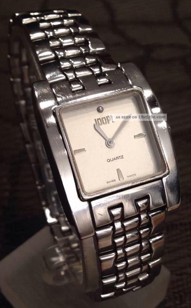 Joop Damenuhr Mit Neuer Batterie Armbanduhren Bild