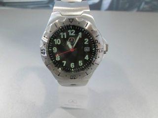 Armbanduhr,  Unisex,  Fahrerpaket Silber,  Edelstahl Bild