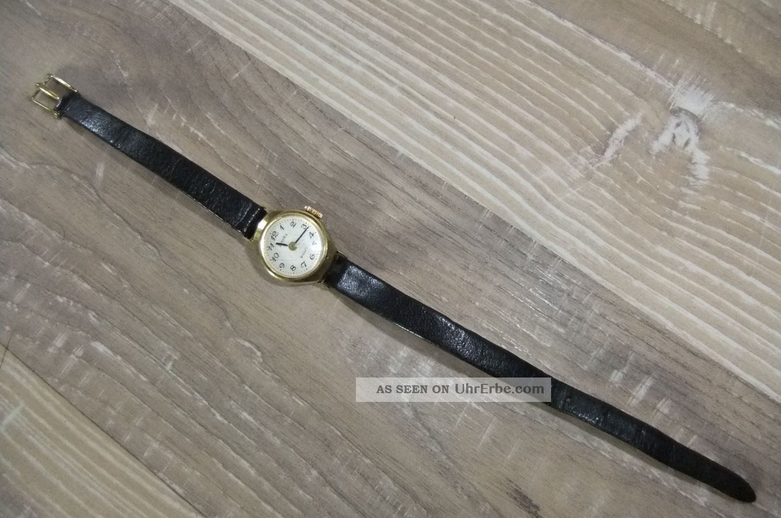Damenuhr Zentra 2000 Armbanduhren Bild