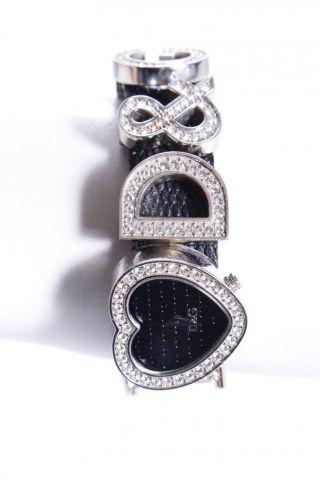 Dolce & Gabbana Damenuhr Schwarz Größe One Size Schwarz Bild