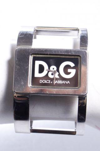 Dolce & Gabbana Damenuhr Silber Größe One Size Silber Bild