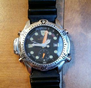 Citizen Promaster Marine Armbanduhr (al0000 - 04e) Bild