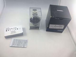 Casio Herren Uhr Sgw - 400h Analog Und Digital Edel Bild