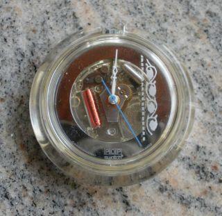 Swatch Pmk120 Embroidery - Aus Sammlung - Dummy ? Bild
