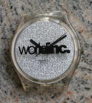Swatch Gk264 World Inc.  - Aus Sammlung - Dummy Bild