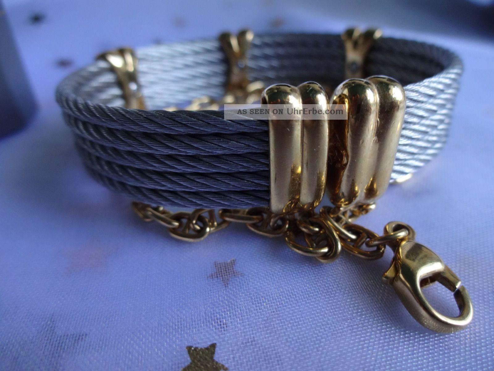 Paris Luxus VPhilippe Armband Weihnachten UOhrringe Charriol NwOn0m8Pyv