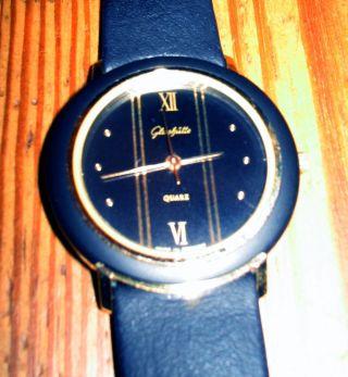Glashütte Armbanduhr Mit Zertifikat - Ungetragen Bild