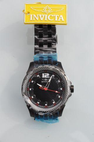 Invicta Herren - Armbanduhr Edelstahl Beschichtet Xl Invicta Specialty Analog Quar Bild