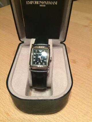 Damen Armbanduhr Armani Bild