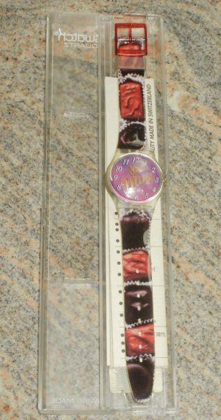 Swatch Gk291 Be Mine In Originalverpackung - Aus Sammlung - Bild