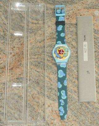 Swatch Gn137 Cayman - In Originalverpackung - Aus Sammlung - Bild