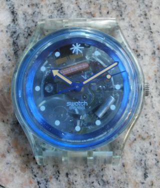 Swatch Skl100 Adamastor - Aus Sammlung - Dummy ? Bild