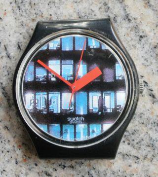 Swatch Gb183 Overtime - Aus Sammlung - Dummy Bild